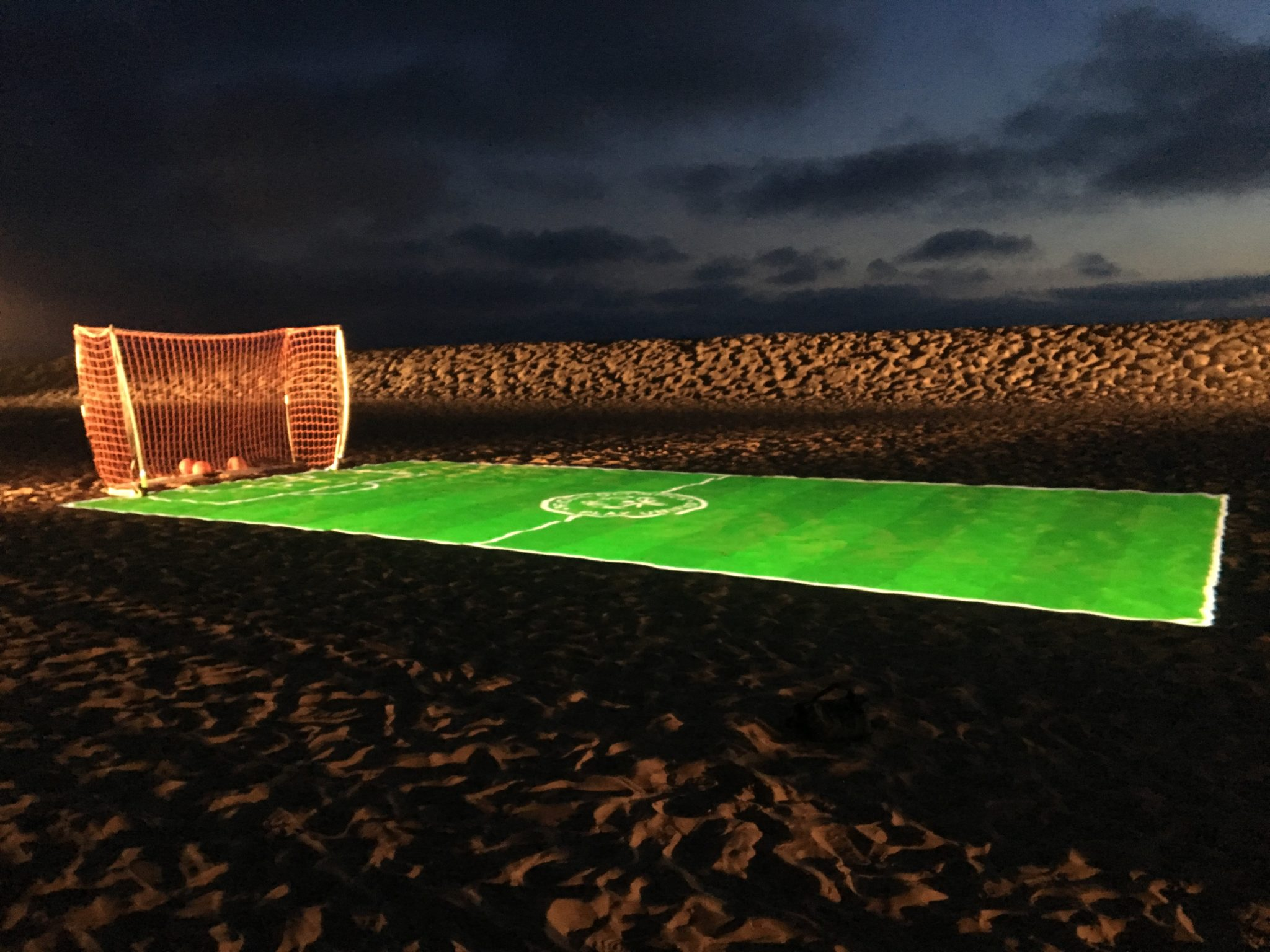 Projection Mapping Beach (2)