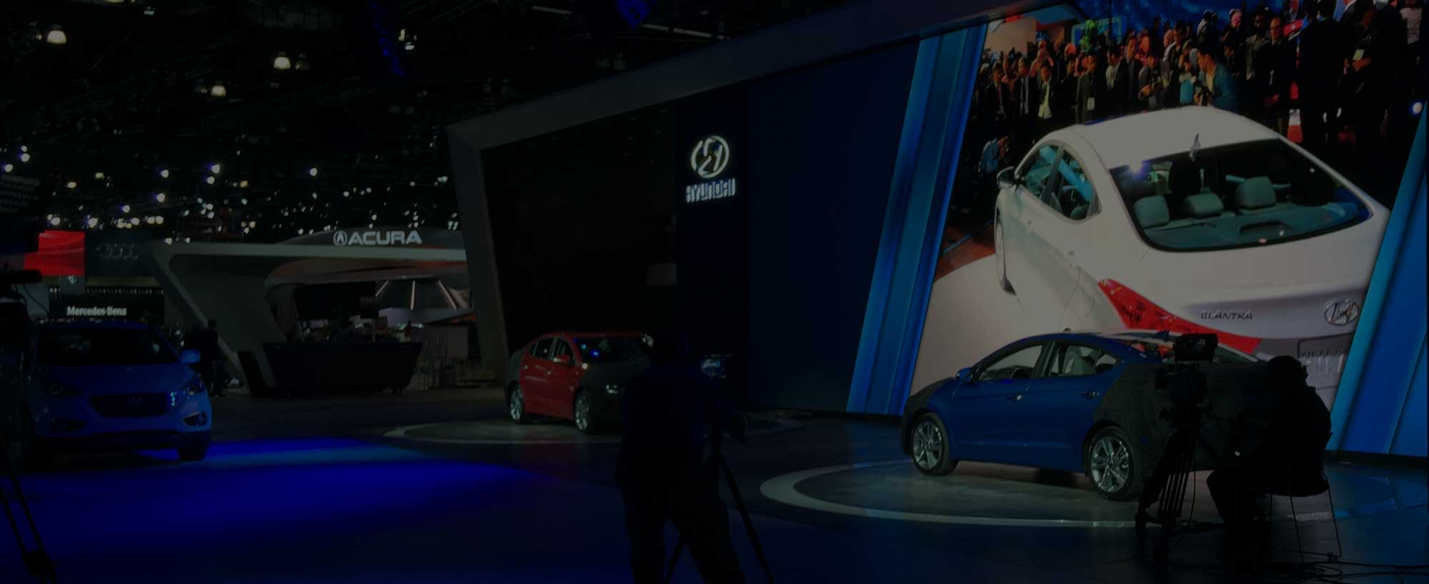 Auto Show Season Begins, and Matrix Visual is Ready