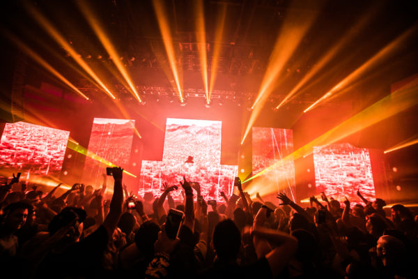 Seven Lions 2017 Stage